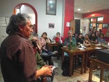Fala o Cônsul da Bolívia, Antonio Abal.
