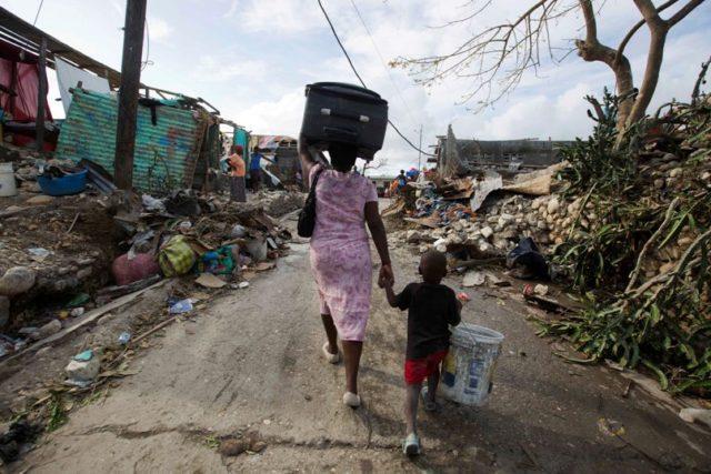 herida-huracan-haiti