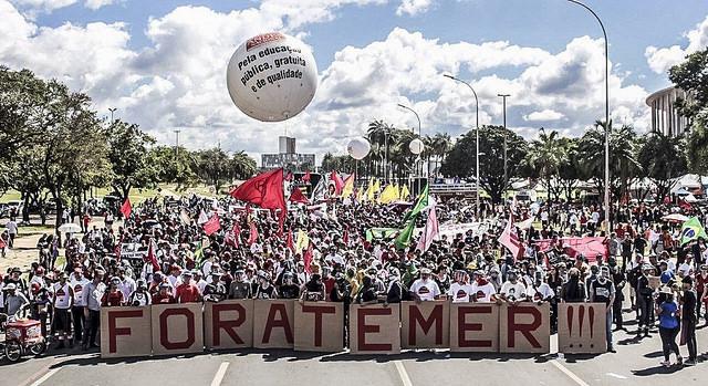 Marcha Brasilia_24Ma_ForaTemer