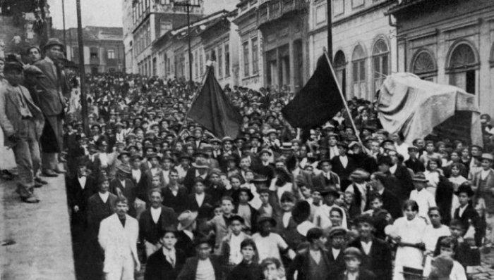 Manifestaç operaria SP_1917